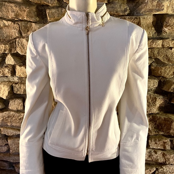 St. John Sport by Marie Gray Jackets & Blazers - St. John Sport by Marie Gray Jacket Size Small